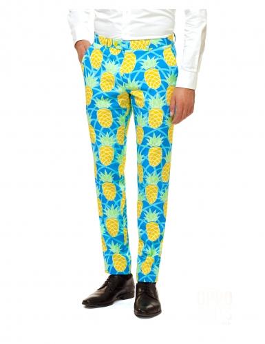 Stilvoller Ananas-Opposuits™ Herren-Kostüm bunt-2