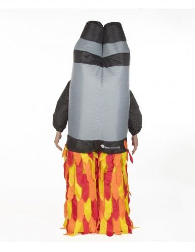 Jetpack-Huckepack-Kinderkostüm Morphsuits™ bunt-1