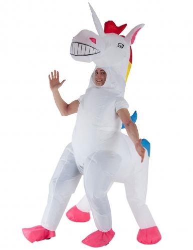 Riesiges aufblasbares Einhorn-Kostüm Morphsuits™