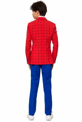 Mr. Spider Man™-festlicher Anzug für Teenager Opposuits™ blau-rot-1