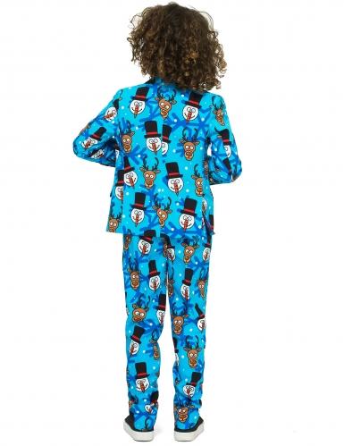 Mr. Winter Opposuits™-Anzug für Kinder bunt -1