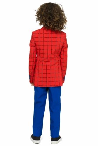 Mr. Spider Man™-Opposuits Anzug für Kinder blau-rot-1