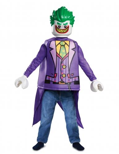 Lego Joker-Kostüm für Kinder bunt 110/128 (4-6 Jahre)