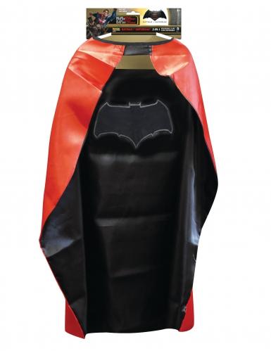 Batman™ Superman™ Umhang zum Wenden für Kinder-3