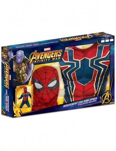 Iron Spider™-Kinderkostüm Deluxe Infinity War™-Lizenz bunt-1