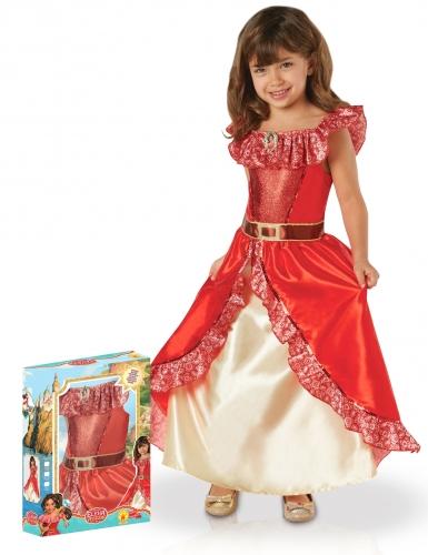 Elena Von Avalor™-Lizenzkostüm für Kinder rot