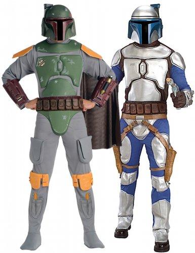 Star Wars™ Paarkostüm Jango und Boba Fett
