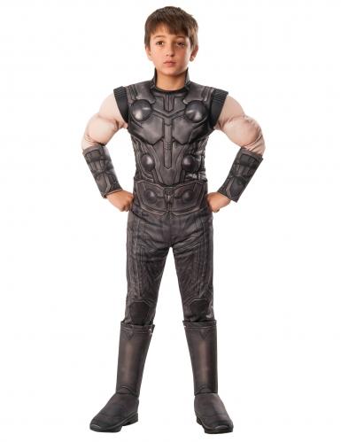 Deluxe Thor-Kostüm für Kinder Infinity War™-Avengers bunt