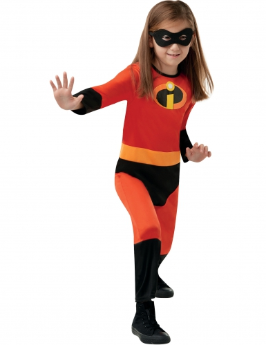 Die Unglaublichen™-Kinderkostüm für Jungen und Mädchen rot-schwarz-1