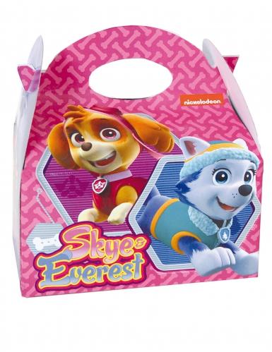 Paw Patrol™-Geschenkbox Kindergeburtstag bunt 16x10,5x16cm