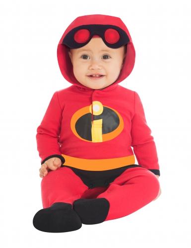 Die Unglaublichen™ Jack Jack-Kostüm für Babys rot-schwarz