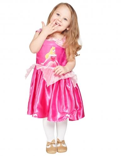 Dornröschen™-Lizenzkostüm für Kleinkinder pink