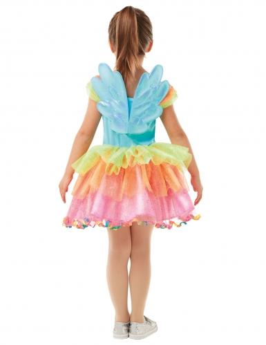 Rainbow Dash™-Mylittle Pony Mädchen-Kinderkostüm bunt-1