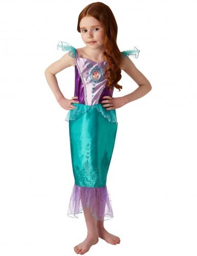genießen Sie besten Preis auf Füßen Aufnahmen von Outlet-Verkauf Arielle™-Disney-Kostüm für Mädchen lila-rosa-türkis