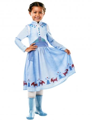 Die Eiskönigin™-Anna Kinderkostüm Olaf™ Lizenz blau