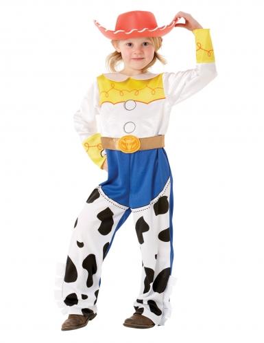 Toy Story™-Jessie Cowgirl Kinderkostüm Lizenz bunt