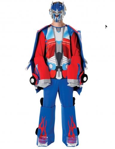 Optimus Prime™-Erwachsenenkostüm Transformers Karneval bunt