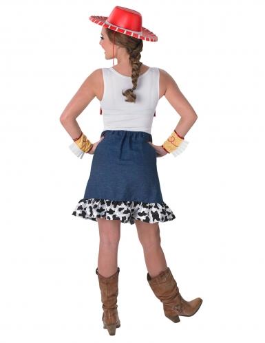 Cowgirl Jessie™-Toy Story Damenkostüm Lizenz bunt-1