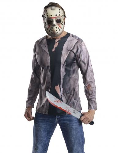 Jason™-Kostüm-Set für Erwachsene Lizenz Halloween