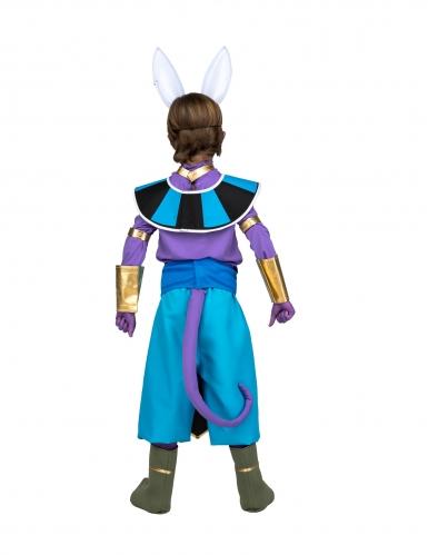Beerus™ Dragon Ball Lizenzkostüm für Kinder lila-blau-gold-2