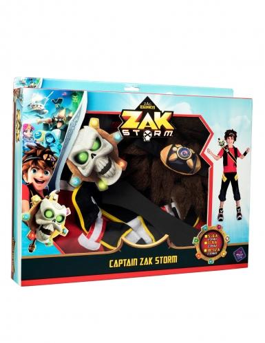 Zak Storm™- Lizenz-Kinderkostüm mit Geschenkbox bunt -1