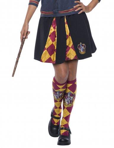 Gryffindor™-Rock für Damen Lizenzartikel Harry Potter schwarz-gelb-rot