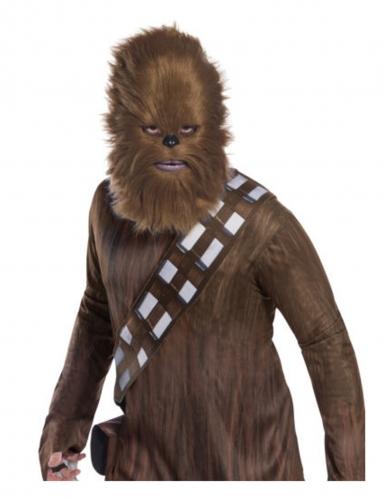 Chewbacca™ Maske mit Fell für Erwachsene Star Wars™