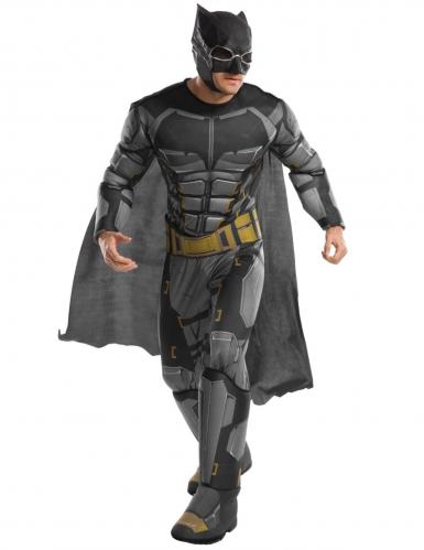Batman™-Deluxe Kostüm taktische Gerechtigkeitsliga Superheld schwarz