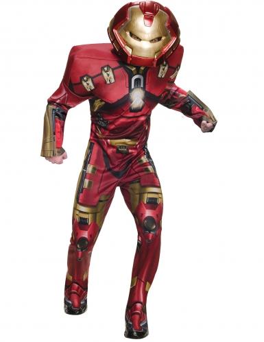 Hulkbuster™-Lizenzkostüm für Herren Marvel rot-gold