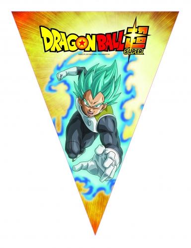 Dragon Ball Super™-Wimpel-Girlande Raumdekoration bunt 3,6m-1
