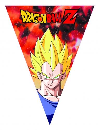 Dragon Ball Z™-Gogeta Wimpelgirlande bunt 360cm-1