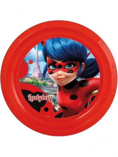 Ladybug™ Kunststoff-Teller 21 cm