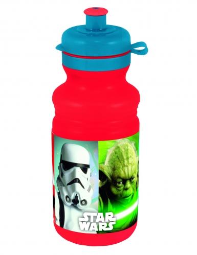 Trinkflasche-Star Wars™ Fan-Zubehör bunt 500ml