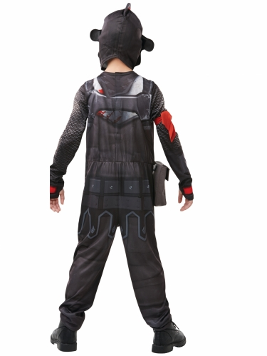 Fortnite™-Black Knight Lizenzkostüm für Jugendliche schwarz-2