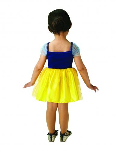 Schneewittchen™-Mädchenkostüm Disney™-Ballerina bunt-1