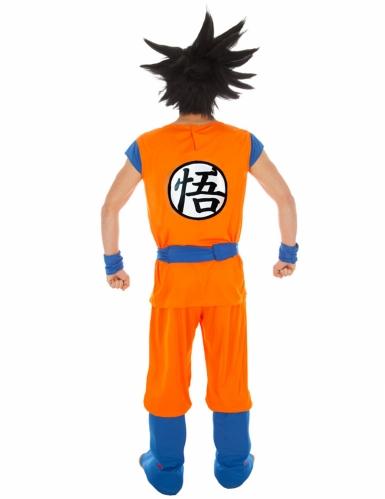 Son Goku-Herrenkostüm Lizenz von Dragonball Z™ orange -1