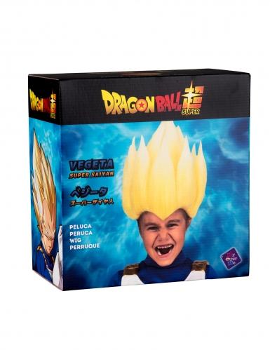 Vegeta-Perücke für Kinder Dragonball Z™ blond-1