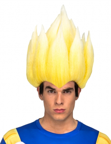 Super Saiyaijn Vegeta Perücke Dragon Ball blond