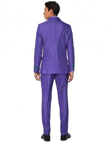 Mr. Joker™ Herrenkostüm Suitmeister Bösewicht lila-grün-2