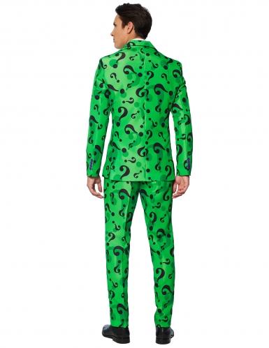 Mr. Riddler™-Suitmeister Herrenanzug grün-schwarz-2