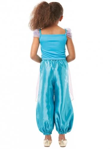 Prinzessin Jasmin™-Mädchenkostüm aus Aladdin türkis-lila-1