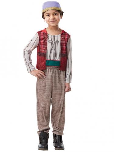 Disney Aladdin™-Kostüm für Kinder Lizenz-Verkleidung bunt