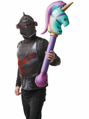 Fortnite™-Rainbow-Smash Spielzeug-Waffe Accessoire bunt -1