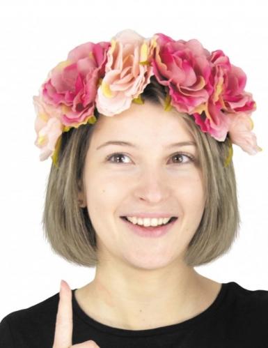 Blumen-Haarband Festival-Zubehör bunt