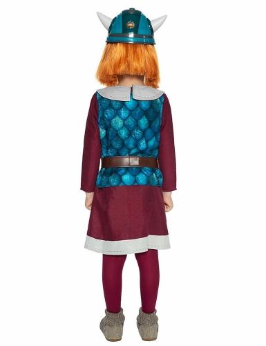 Wickie™-Kinderkostüm Kinderserie braun-blau-grau-1