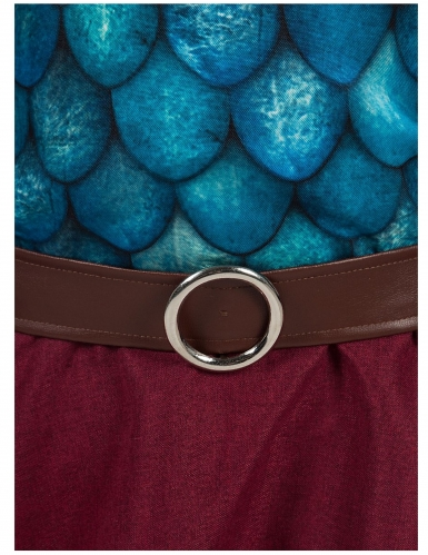 Wickie™-Kinderkostüm Kinderserie braun-blau-grau-3
