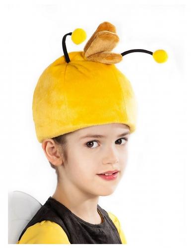 Biene Willi™ Kopfbedeckung für Kinder gelb