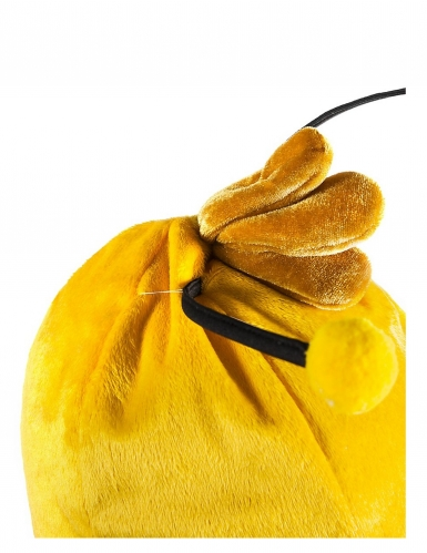 Biene Willi™ Kopfbedeckung mit Fühlern Erwachsene gelb-1