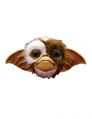 Gremlins™-Gizmo Vollgesichts-Maske kleine Monster braun-beige-weiss