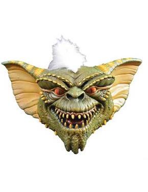 Stripe™-Maske Gremlins kleine Monster grün-beige